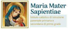 """Elementari e Medie """"Maria Mater Sapientiae"""""""